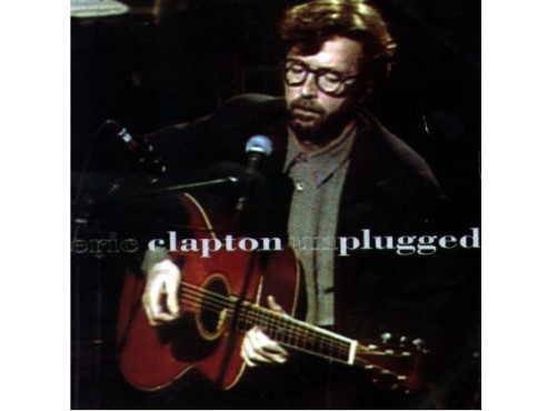 "Platz 18: ""Unplugged"" von Eric Clapton © Amazon"