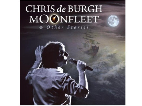 "Platz 5: ""Moonfleet & Other Stories"" von Chris De Burgh © Amazon"