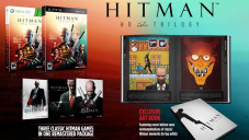 Actionspiel Hitman Trilogy HD: Inhalt © Square Enix