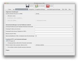 Screenshot 3 - PS3 Media Server (Mac)