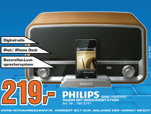 Philips ORD7300 © Saturn