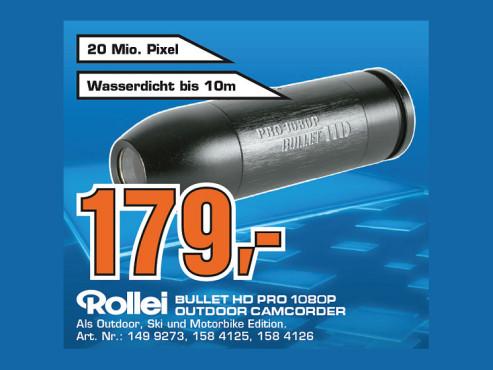 Rollei Bullet HD Pro 1080p ©Saturn