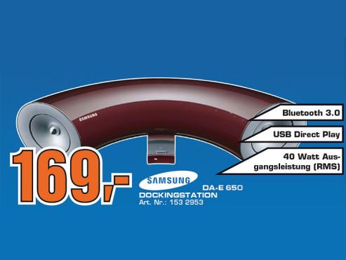 Samsung DA-E650 ©Saturn