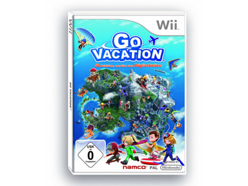 Go Vacation © Nintendo