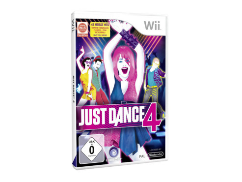Just Dance 4 © Ubisoft