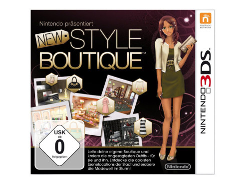 New Style Boutique © Nintendo