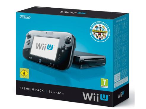 Nintendo Wii U – Premium Pack ©Nintendo