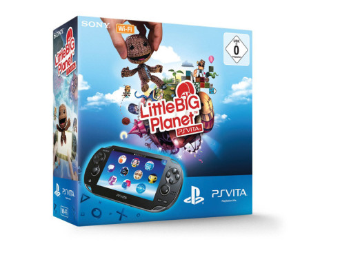 PS Vita und Little Big Planet © Sony