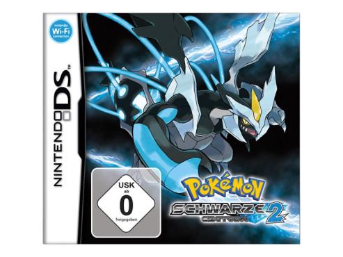 Pokémon – Schwarze Edition 2 ©Nintendo