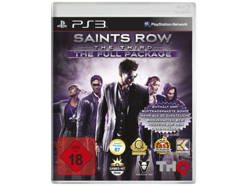 Saint Row � The Third © THQ Entertainment GmbH