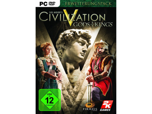 Sid Meier's Civilization V - Gods & Kings © 2K Games