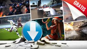 Gratis-Games: Die Download-Kracher 2014 ©Nadeo, EA, Wargaming, riot games