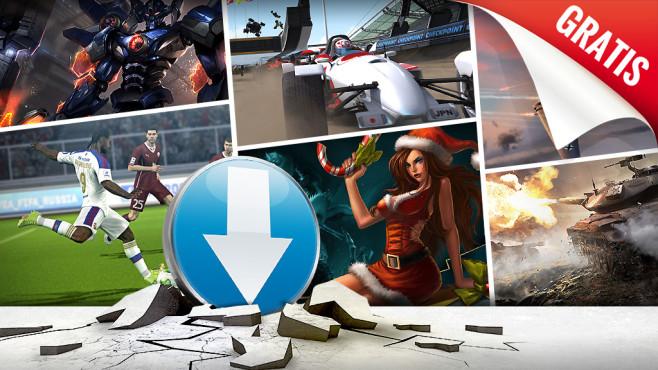 Downloadspiele des Jahres 2014 ©Nadeo, EA, Wargaming, riot games