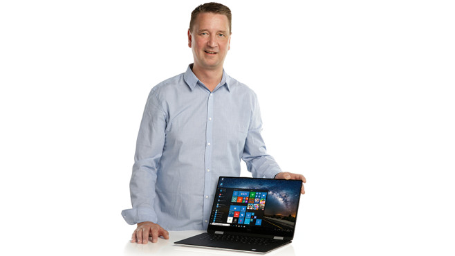 Dell XPS 15 (9575) ©COMPUTER BILD