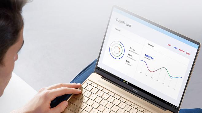 Huawei MateBook X ©Huawei
