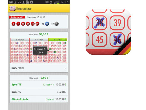Clever Lotto – 6aus49 & EuroJackpot ©Formigas GbR