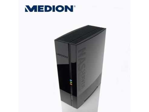 Medion Life P89631 (MD 86729) Netzwerkfestplatte, erhältlich bei Aldi Nord ©Medion