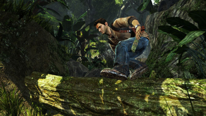 Uncharted � Golden Abyss ©Sony