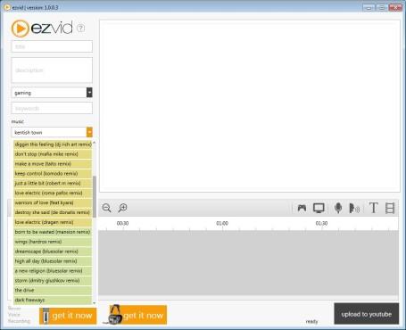 Screenshot 2 - ezVid