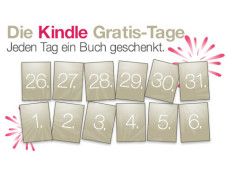 Amazon Kindle Weihnachts-Aktion © Amazon