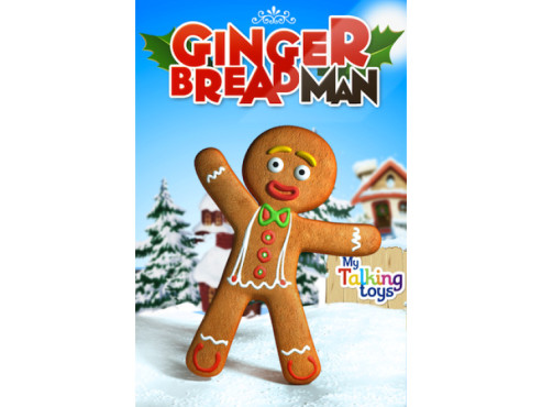 Talking Gingerbread Man © Computer Bild