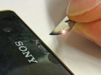 Schrfer gehts nicht: Sonys Superphone Xperia Z im Test