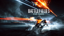 Actionspiel Battlefield 3: Motorrad ©Electronic Arts