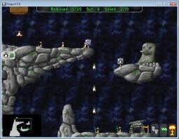 Screenshot 2 - Pingus Portable
