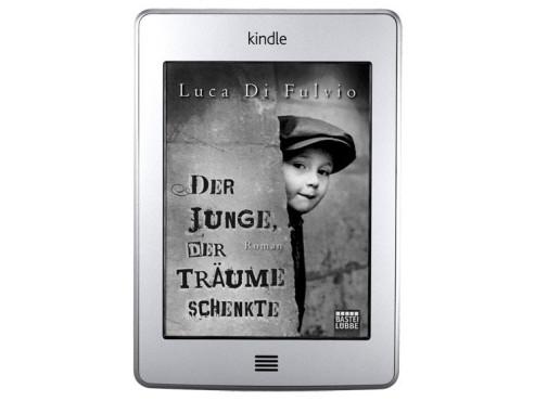 Amazon Kindle Touch ©COMPUTER BILD