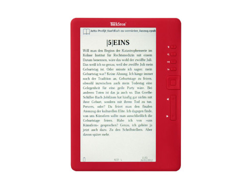 Trekstor eBook Reader 3.0 © Trekstor