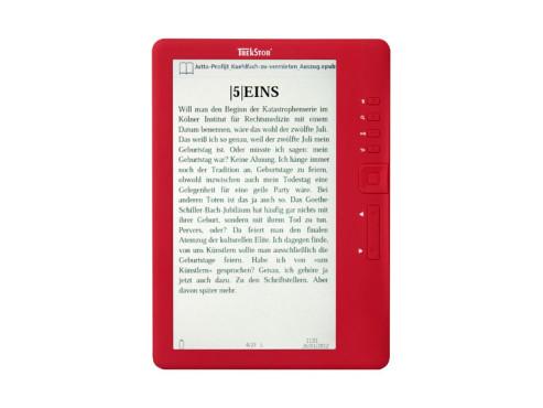 Trekstor eBook Reader 3.0 ©Trekstor