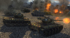 Word of Tanks: Stra&szlig;enschlacht&nbsp;&copy;&nbsp;Wargaming.net
