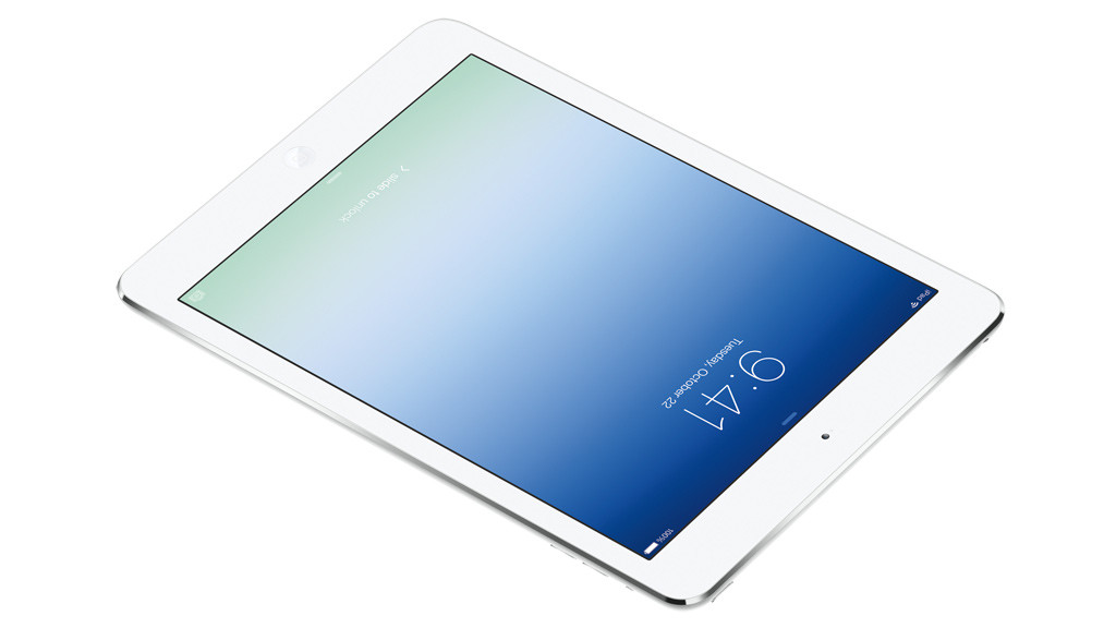 Apple iPad Air ©Apple