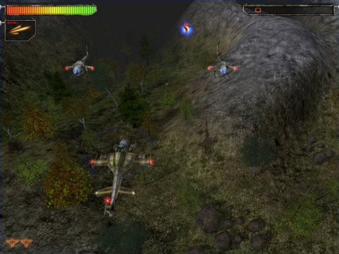 Air Hawk 2 © My Real Games
