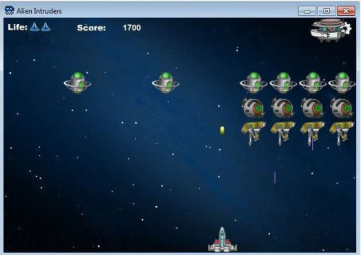 Alien Intruders ©Novel Games
