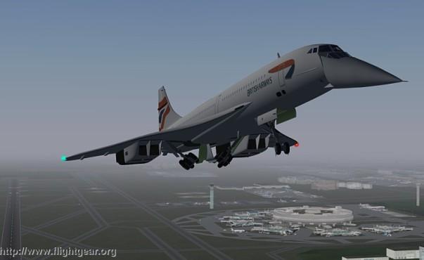 FlightGear ©Curtis Olson
