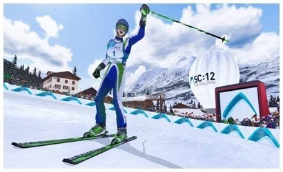 Ski Challenge 2012 ©Greentube