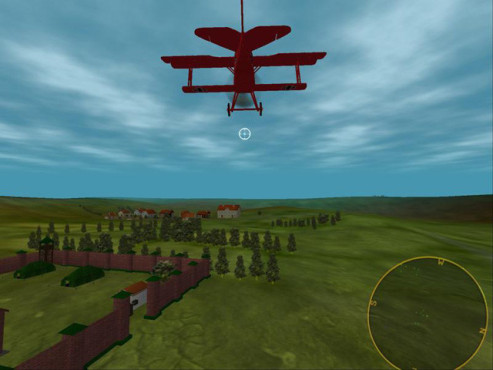 Sky Fight ©My Real Games