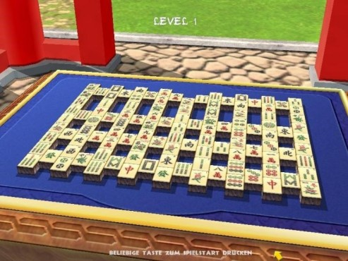 The Great Mahjong ©Media Contact