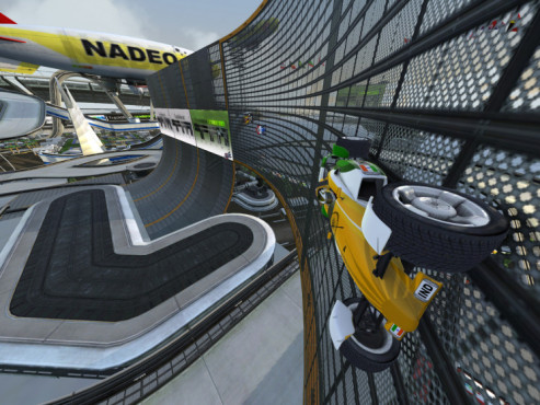 TrackMania Nations Forever © Nadeo