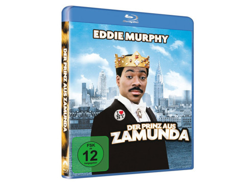Der Prinz aus Zamunda (Blu-ray) © Amazon