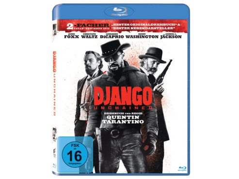 Django Unchained (Blu-ray) © Amazon