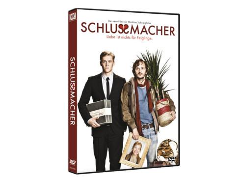 Schlussmacher – Liebe ist nichts für Feiglinge (DVD) ©Amazon