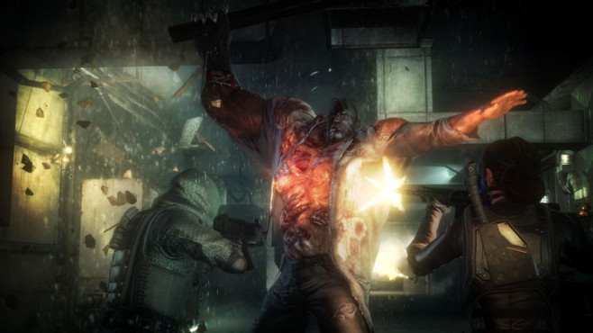 Actionspiel Resident Evil – Operation Raccoon City: Ballern © Capcom