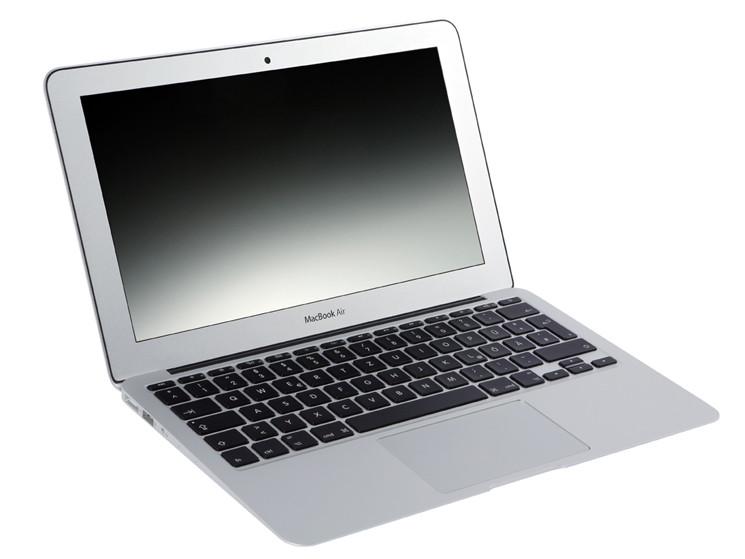 macbook air details und fotos zum apple schnittchen. Black Bedroom Furniture Sets. Home Design Ideas
