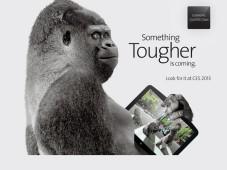 Weiterentwicklung: Corning zeigt Gorilla Glass 3 auf der CES ©Corning