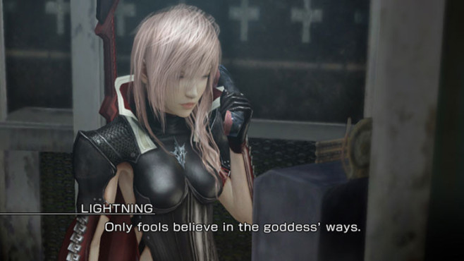 Rollenspiel Lightning Returns – Final Fantasy 13: Kostüm © Square Enix