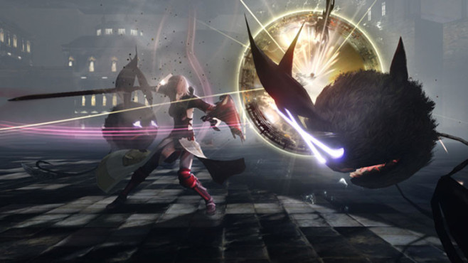Rollenspiel Lightning Returns – Final Fantasy 13: Monsterangriff © Square Enix