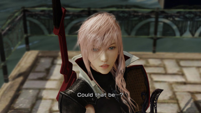 Rollenspiel Lightning Returns – Final Fantasy 13: Schwert © Square Enix