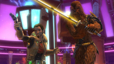 Star Wars – The Old Republic: Wookiee © Electronic Arts